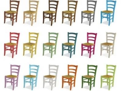 Complete factory for sale (de zetel) specialized in chairs production – more than 100 articles for sale!